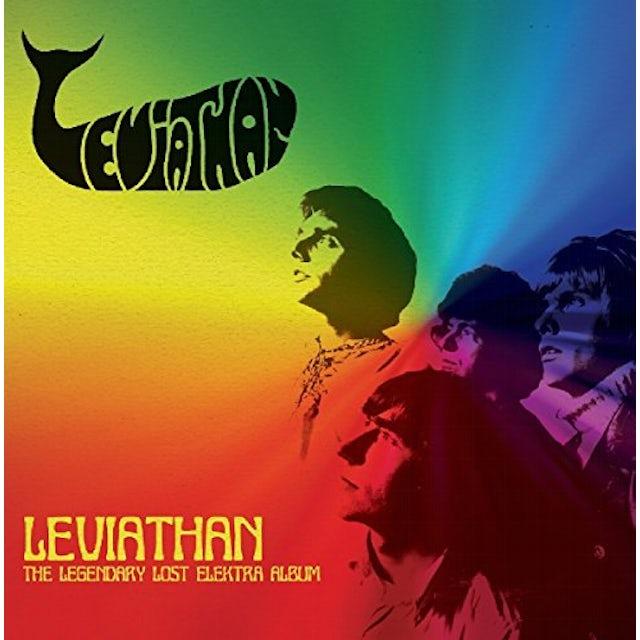 LEVIATHAN: LEGENDARY LOST ELEKTRA ALBUM CD
