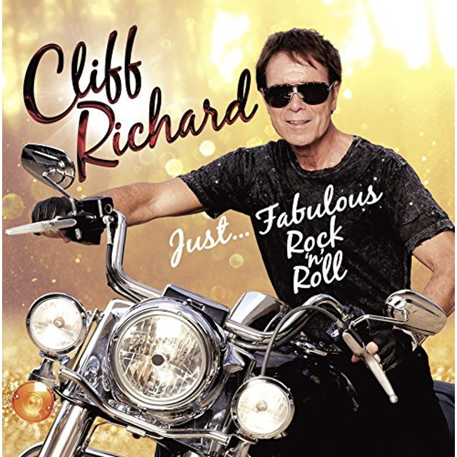 Cliff Richard JUST... FABULOUS ROCK N ROLL: DELUXE EDITION CD