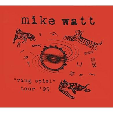 Mike Watt RING SPIEL TOUR 95 CD