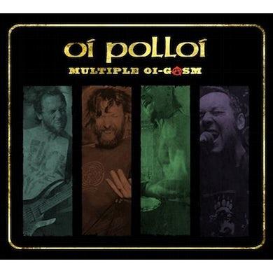 Oi Polloi MULTIPLE OI-GASM Vinyl Record