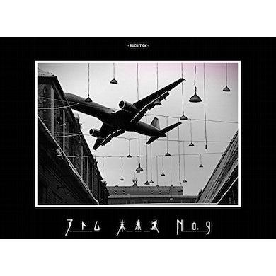 BUCK-TICK ATOM MIRAI HA NO 9 CD