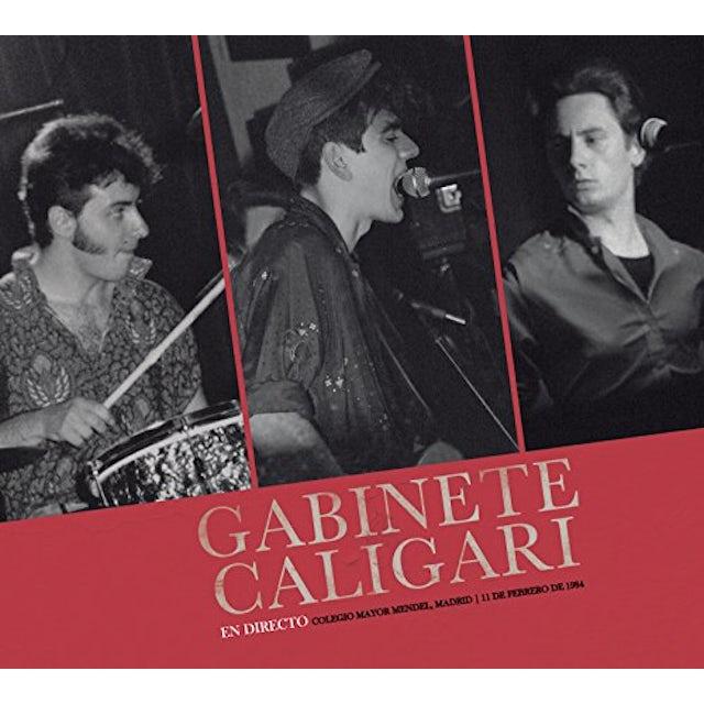 Gabinete Caligari EN MADRID DIRECTO 1984 CD
