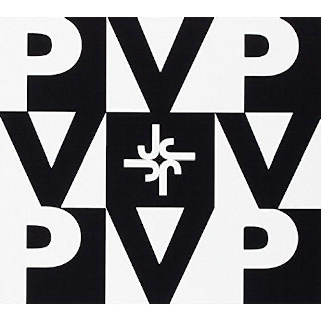 Pvp HERMANOS DE PIEL CD
