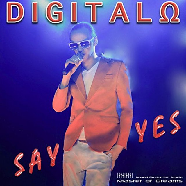 Digitalo SAY YES CD