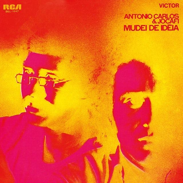 Antonio Carlos & Jocafi MUDEI DE IDEIA CD