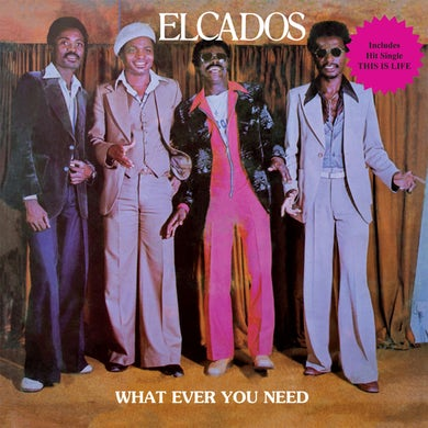 ELCADOS WHAT EVER YOU NEED Vinyl Record