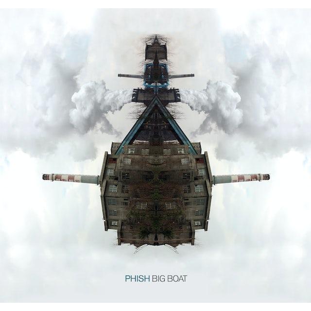 Phish BIG BOAT Vinyl Record