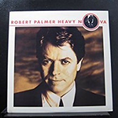 Robert Palmer HEAVY NOVA (SIMPLY IRRESISTABLE) Vinyl Record
