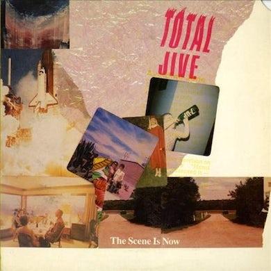 SCENE IS NOW TOTAL JIVE Vinyl Record