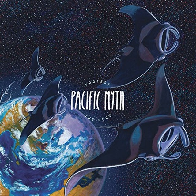 Protest The Hero PACIFIC MYTH CD