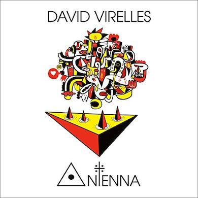 David Virelles ANTENNA Vinyl Record