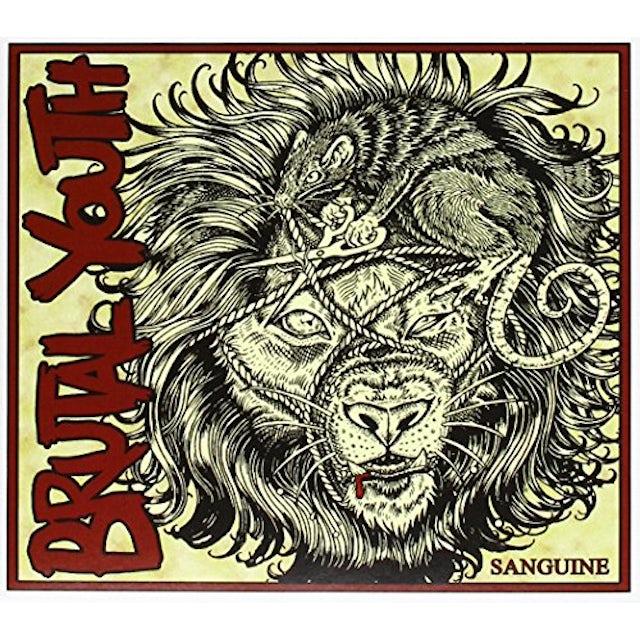 BRUTAL YOUTH SANGUINE CD
