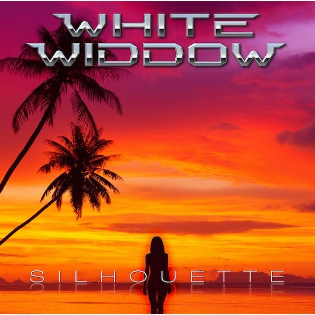 White Widdow SILHOUETTE CD