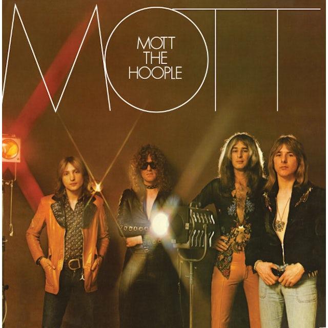 Mott The Hoople MOTT Vinyl Record