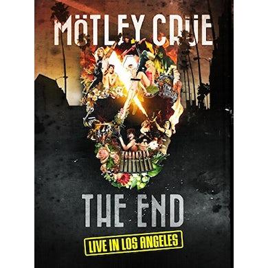 Motley Crue END: LIVE IN LOS ANGELES DVD
