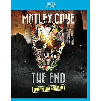 Motley Crue END: LIVE IN LOS ANGELES Blu-ray