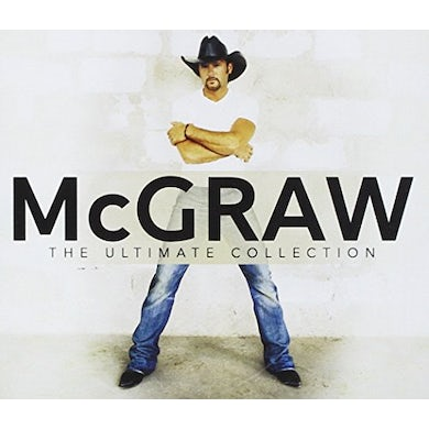 Tim McGraw MCGRAW: THE ULTIMATE COLLECTION CD