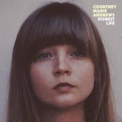 Courtney Marie Andrews  HONEST LIFE Vinyl Record
