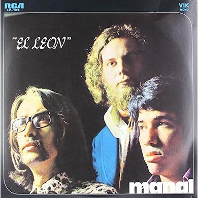 EL LEON Vinyl Record