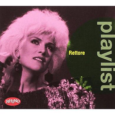 PLAYLIST: DONATELLA RETTORE CD