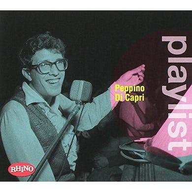 PLAYLIST: PEPPINO DI CAPRI CD