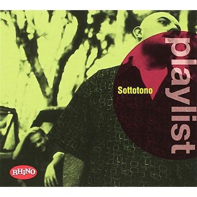 PLAYLIST: SOTTOTONO CD