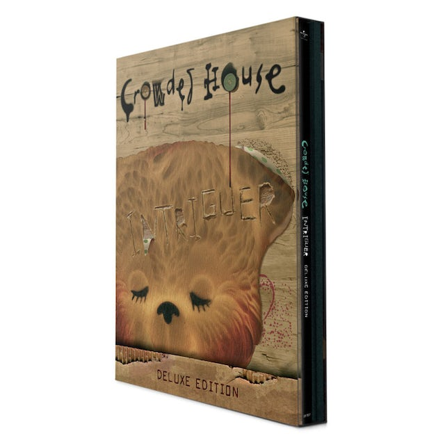 Crowded House INTRIGUER: DELUXE EDITION CD