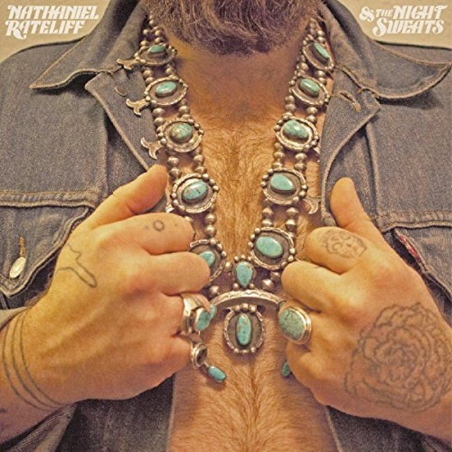 Nathaniel Rateliff LITTLE SOMETHING MORE FROM CD