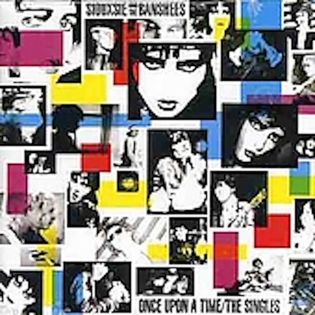 Siouxsie And The Banshees ONCE UPON A TIME: SINGLES 78-81 CD