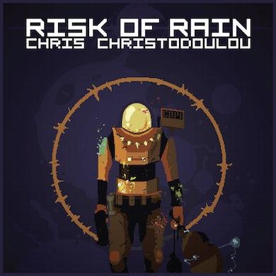 Chris Christodoulou RISK OF RAIN / Original Soundtrack Vinyl Record