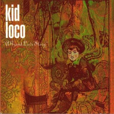 Kid Loco GRAND LOVE STORY Vinyl Record