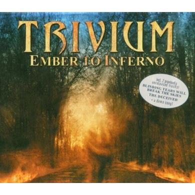 Trivium EMBER TO INFERNO Vinyl Record