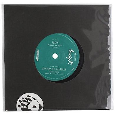 Joyce ALDEIA DE OGUM / SUMMERTIME Vinyl Record