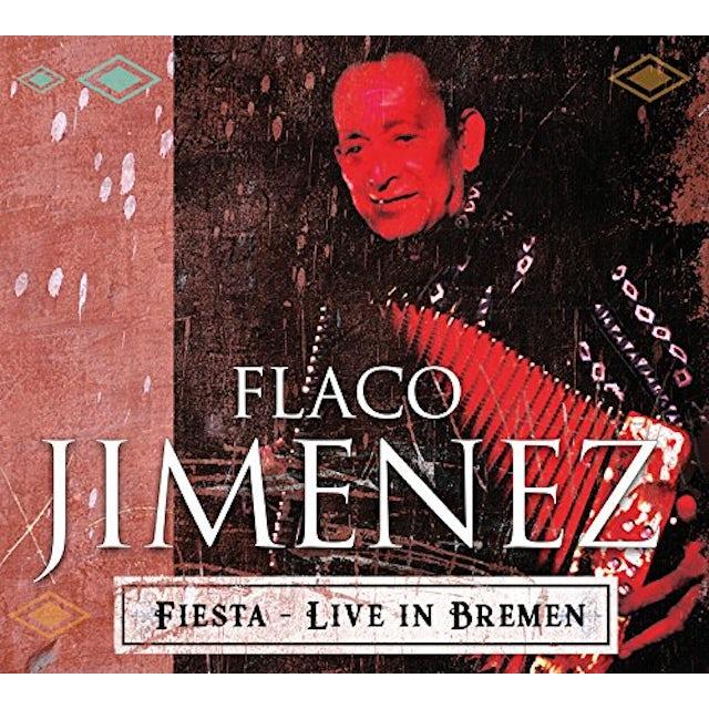 Flaco Jimenez LIVE AT BREMINALE 2001 CD