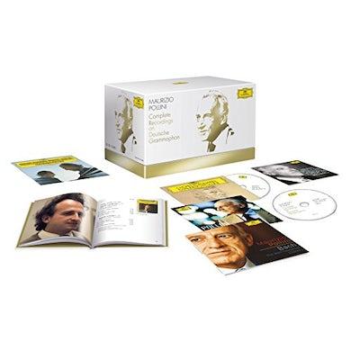 Maurizio Pollini COMPLETE RECORDINGS ON DEUTSCHE GRAMMOPHON CD