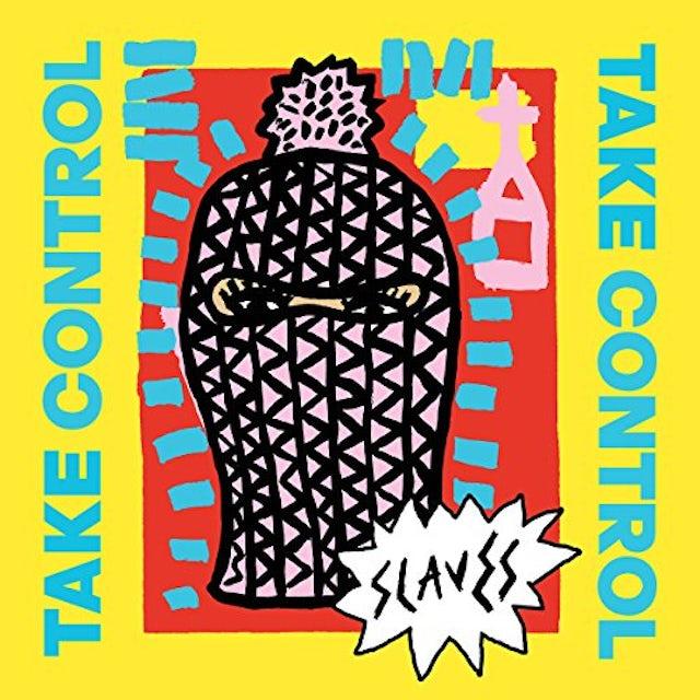 Slaves TAKE CONTROL CD