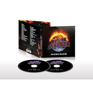 Black Sabbath ULTIMATE COLLECTION CD