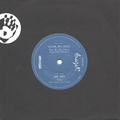 Wilson Das Neves PICK UP THE PIECES / TANGA Vinyl Record