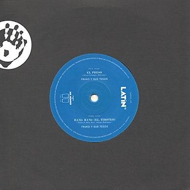 Fruko y Sus Tesos EL PRESO / BANG BANG (EL TIROTEO Vinyl Record
