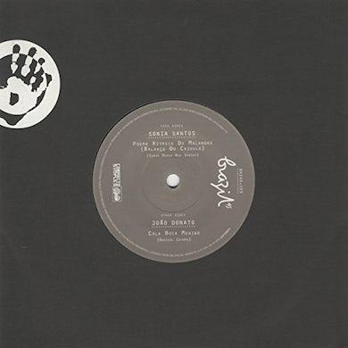 Sonia Santos POEMA RITMICO DO MALANDRO (BAL Vinyl Record