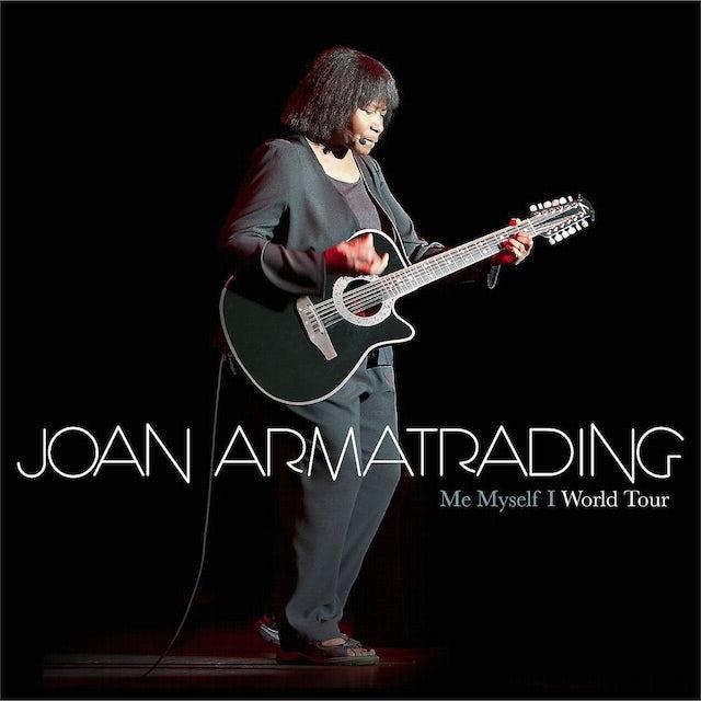 Joan Armatrading ME MYSELF I - WORLD TOUR CONCERT CD