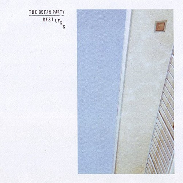 OCEAN PARTY RESTLESS CD