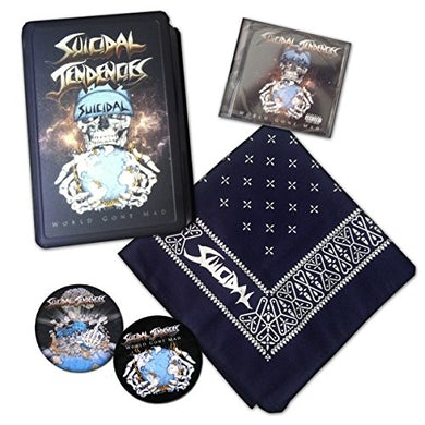 Suicidal Tendencies WORLD GONE MAD: FAN EDITION CD