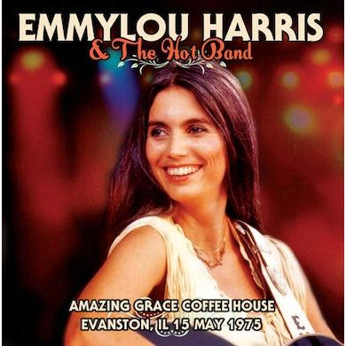 Emmylou Harris AMAZING GRACE COFFEE HOUSE EVANSTON IL 15 MAY 1917 Vinyl Record