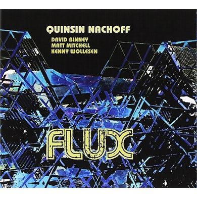 Quinsin Nachoff  FLUX CD