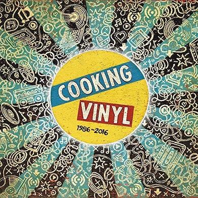 Cooking Vinyl 1986-2016 / Various Vinyl Record Box Set