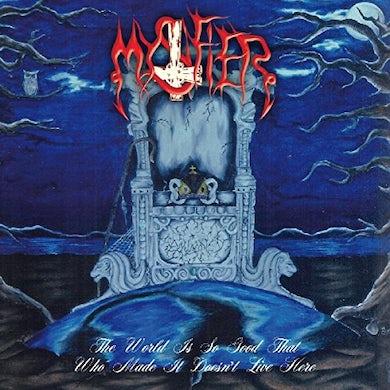 Mystifier WORLD IS SO GOOD Vinyl Record