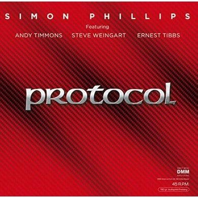 Simon Phillips PROTOCOL III Vinyl Record