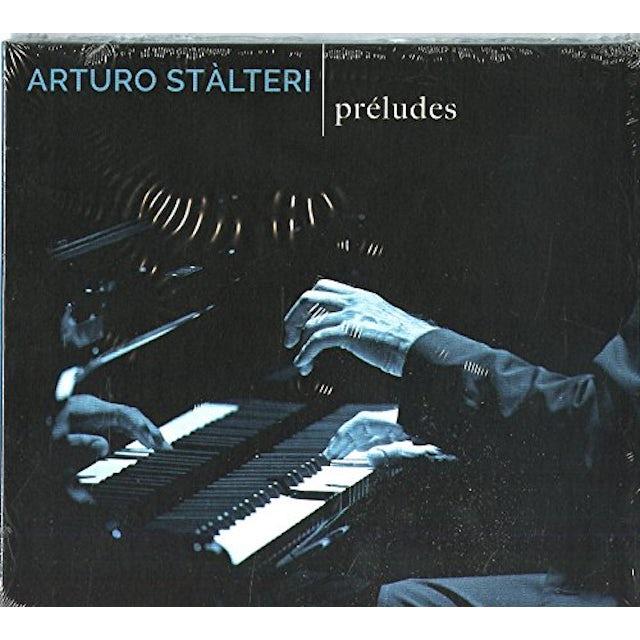Arturo Stalteri PRELUDES CD