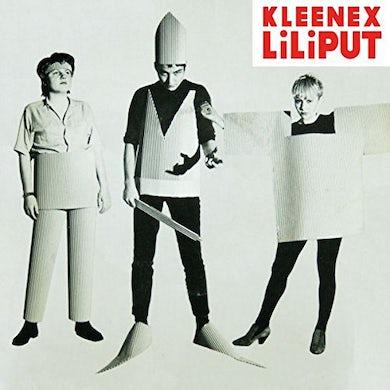 Kleenex: Liliput FIRST SONGS Vinyl Record